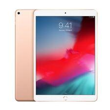 Apple iPad Air 2019 Wi‑Fi 10.5 Pulgada 64GB (Nuevo con Garantía) - DORADO