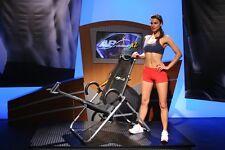 NUOVO JML AB Lounge XL Addominali Allenamento Esercizi Pilates Core Trainer Expander