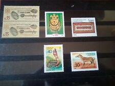 Varios Turkmenistán. Años 90. Nuevos sin señal de fijasello **