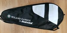 Roland Garros by Babolat Tennis Raquet Bag Cover With Adjustable Handle