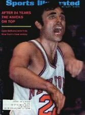 1970 Dave Debusschere NBA NY Knicks Sports Illustrated