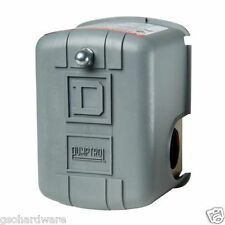 SQUARE D 40/60LB Water Pump Pressure Switch FSG2J24M4CP NEW!