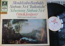 KLEMPERER / MENDELSOHN - SCHUMANN / COLUMBIA SMC