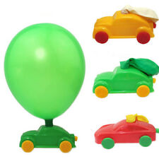 Kids Boys Science Experiment Toys Balloon Car Toy DIY Build Kit Project Toy Gift