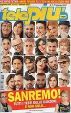 Telepiù 2017 7#Festival di Sanremo,Flavio Insinna, Nino Frassica,Luisa Amatucci