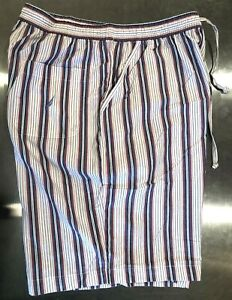 New with Tags Men's Large Nautica Sleepwear Shorts. Pajamas Lounge  NWT AWESOME!