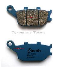 Pastiglie Freno Posteriore BREMBO CC Per HONDA CBF N 600 2003-2004-2005 07HO3607