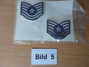 US Abz. Air Force  (Metall) Nr.1