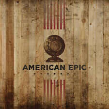 American Epic: Collection (Box Set) - 5 DISC SET - American Epic (2016, CD NEUF)