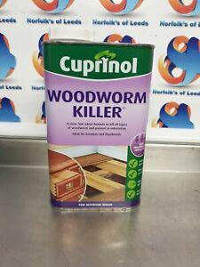 CUPRINOL WOODWORM KILLER 1 LITRE solvent based (M)