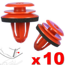 MINI ONE D S COOPER A PILLAR TRIM CLIPS R56 SIDE OF WINDSCREEN EXTERIOR MOULDING