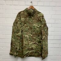 MTP CAMO TEMPERATE WEATHER COMBAT SHIRT JACKET - PACK OF TWO , British Army NEW