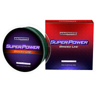 KastKing SuperPower Braided Fishing Line 150Yds 40lbs GREEN Braided Line HOT