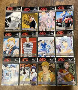 GTO Great Teacher Onizuka Fujisawa MANGA TOKYOPOP BRAND NEW graphic novels
