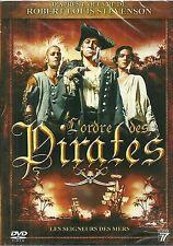 DVD - L' ORDRE DES PIRATES d' après l' oeuvre STEVENSON / NEUF EMBALLE FAMILIALE