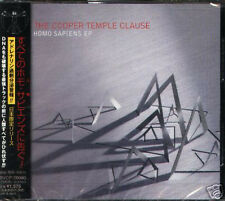 The Cooper Temple Clause - Homo Sapiens Japan CD - NEW