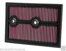 K&n filtre à air 33-3004 pour vw golf MK7 1.2, 1.4 tsi 2012 - 2015 (jays)