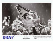 Sylvester Stallone barechested VINTAGE Photo Rocky 4