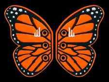 SHWINGS Butterfly Orange NEON wings shoes official designer Shwings NEW 50103
