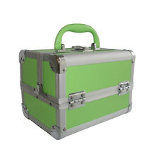 Small Green Mobile Beauty Case