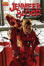 JENNIFER BLOOD #25 VF/NM DYNAMITE GARTH ENNIS TIM BRADSTREET COVER