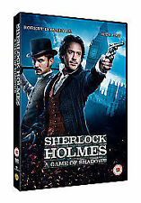 Sherlock Holmes - A Game Of Shadows (DVD, 2012)