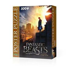 Animals Fantastic New York Newt Scamander Puzzle Magic Poster 500 Pieces New