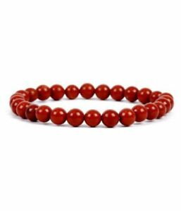 Red Jasper 100% Gemstone 10 MM Men & Women Adjustable 2 Bracelet Free Shipping
