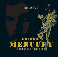 FREDDIE MERCURY - MESSENGER OF THE GODS - NEW CD COMPILATION