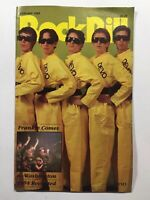 ROCK BILL Music magazine Jan 1985 DEVO cover Frankie Goes To Hollywood MTV