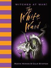 The White Wand (Witches at War!)-ExLibrary
