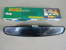 Vintage 1970s panoramic car rear view mirror