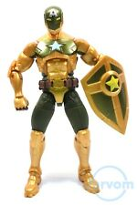 "Marvel Legends 6"" Inch Amazon Hydra Supreme Captain America Loose Complete"