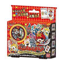 Specter fortune Trump Meriken pair Japon! Legend The Great Yokai clash! japan