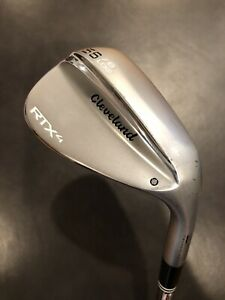 NEW Cleveland RTX 4 Satin Right Handed Wedge 56.08 Low Bounce