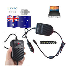 80W Universal Laptop Auto Car Charger Adapter 12V For DELL HP SONY ACER New