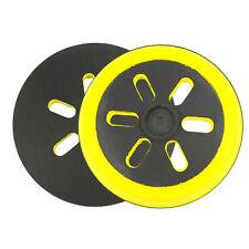 Sander Pad Medium (Hook & Loop 6 Holes 6 Inch) Replaces Bosch 2610917411 - RSP47