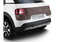 Citroen C4 Cactus Rear Lower Bumper Trim Aluminium Grey New Genuine 1611186580