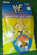 WWF WWE wrestling figure Steve Austin special edition series 4