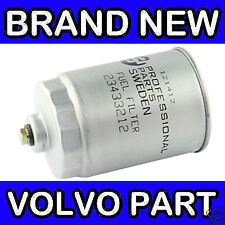 Volvo S60, S80, V70 (-04) (Diesel) Fuel Filter (Metal Type)