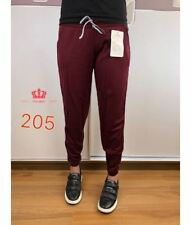 UNISEX JOGGER PANTS WITH PIPING AND STRING