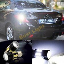 2x1156 LED Back  Reverse Light Bulb For Peugeot 206 207 307 308 406 407 507 508
