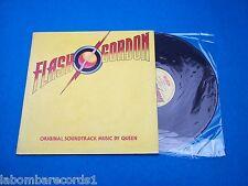 Queen flash gordon lp VENEZUELA rare (EX/EX) gatefold cover