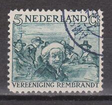 NVPH Netherlands Nederland 229 gest. used 1930 Rembrandt Nu veel per stuk KIJK