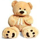 "BenBen 39"" Giant Teddy Bear Plush Stuffed Animals Valentine Kids Birthday Gifts"