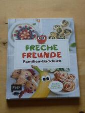 Freche Freunde Backbuch -  Neu