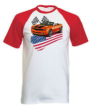 CHEVROLET CAMARO INSPIRED  - NEW AMAZING GRAPHIC TSHIRT S-M-L-XL-XXL