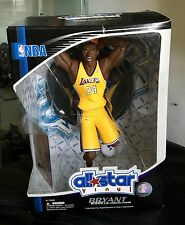 "NBA series 1 Upper Deck Kobe Bryant 10"" all-star vinyl action figure with 1 card"