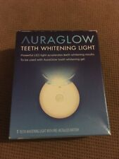AuraGlow 5x Blue LED Light Teeth Whitening Accelerator Light, Free US Shipping
