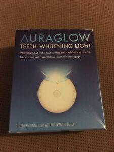 AuraGlow 5x Blue LED Light Teeth Whitening Accelerator Light, Free US Shipping